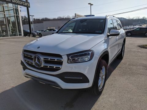 Pre-Owned 2020 Mercedes-Benz GLS 450 GLS 450