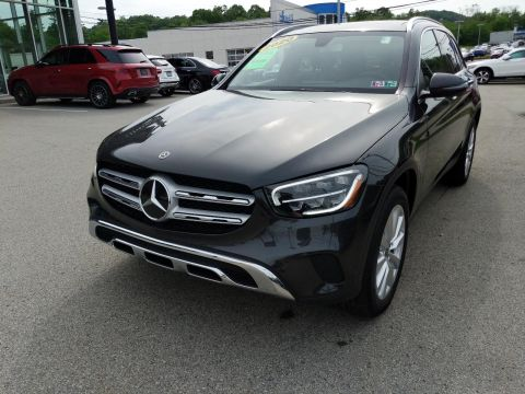 Pre-Owned 2020 Mercedes-Benz GLC 300 GLC 300